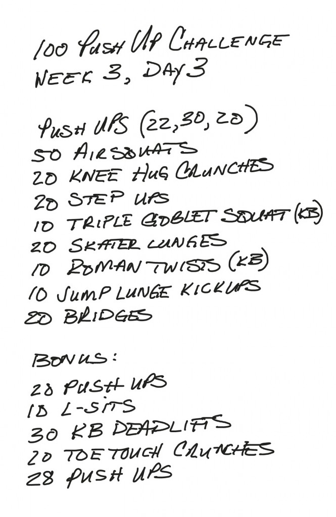Notes on the circuit exercises